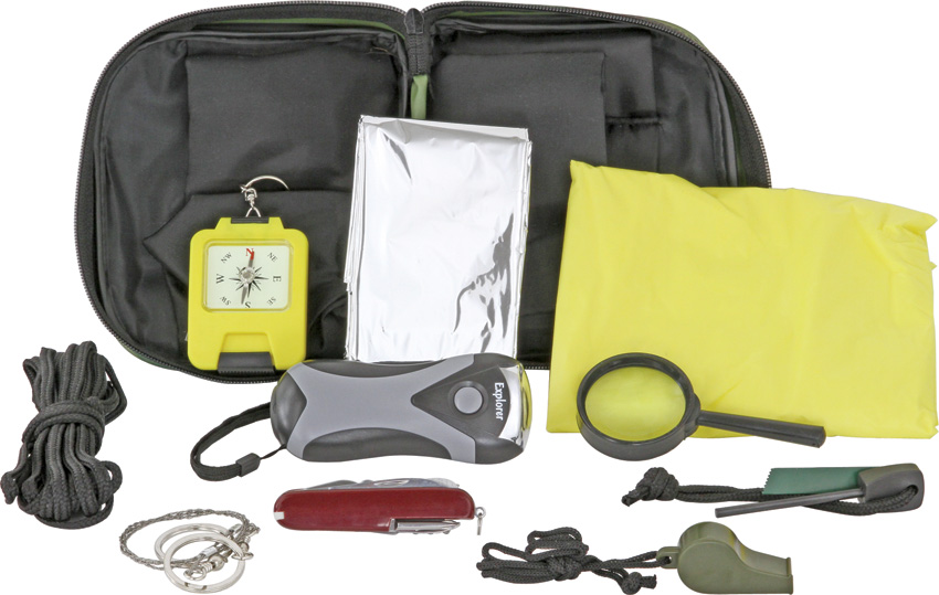 Explorer Survival Kit 42
