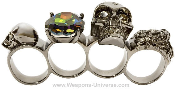 Brass Knuckles Jewelry