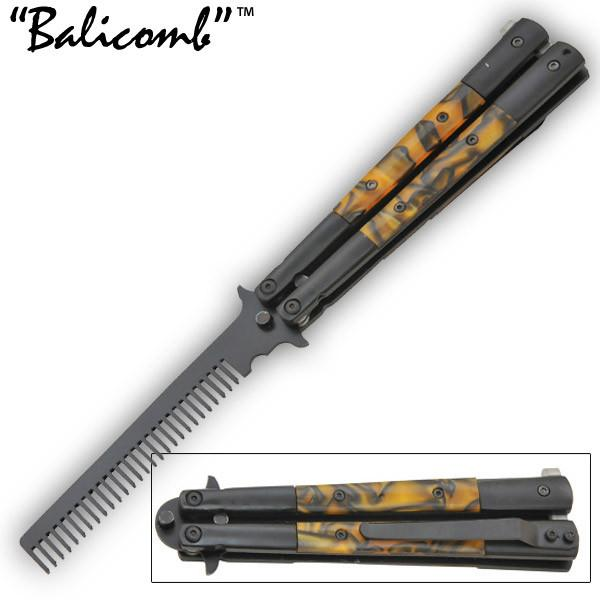 Butterfly Knife Trainer, Yellow