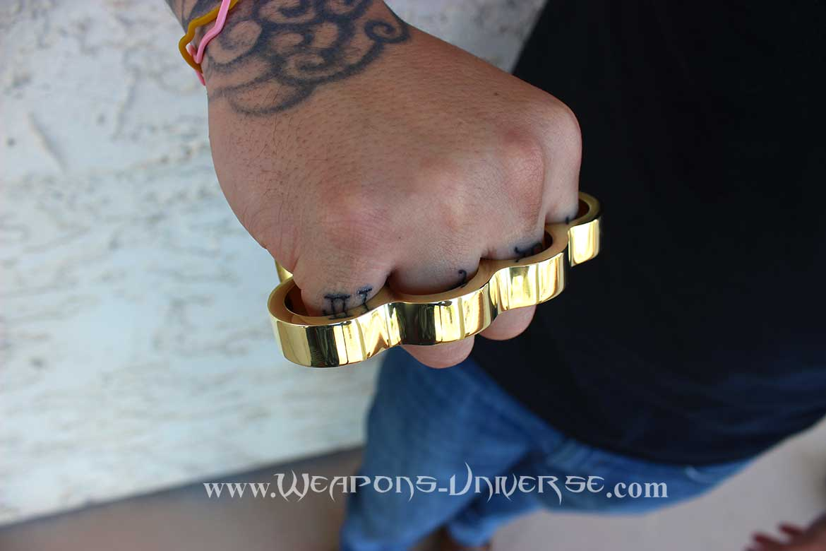 American Made Real Brass Knuckles