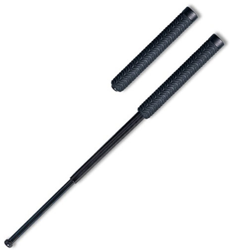 ASP 42411 Friction Loc F21WB Wavemaster Baton, Black Chrome