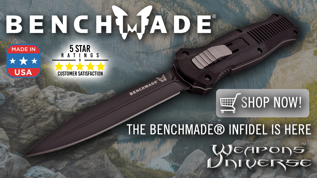 Benchmade Infidel Knife For Sale Now!