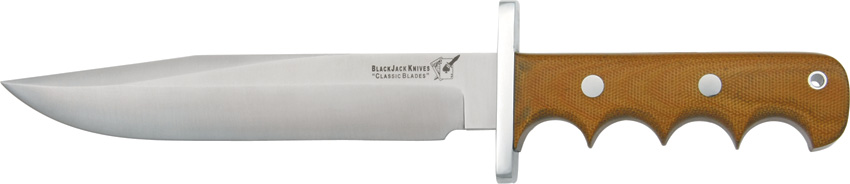 Blackjack BCB14NM Halo Attack Natural Knife