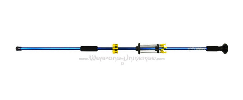 Blue Blowgun, .40 Caliber, 36 inches
