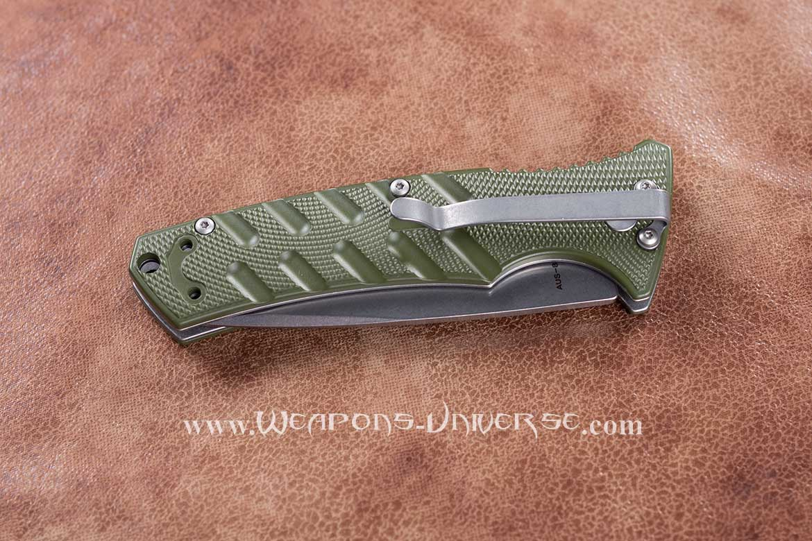 Boker 402N Plus Knife, Green