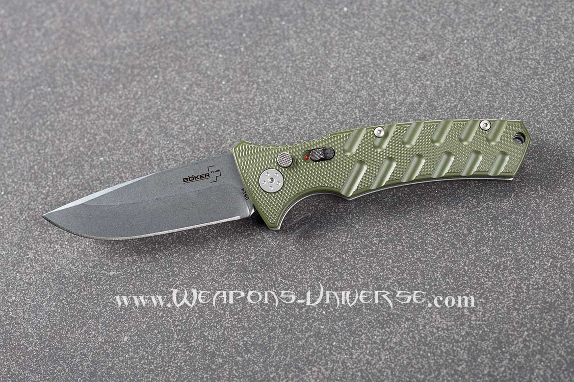 Boker 402N Plus Strike Automatic Knife