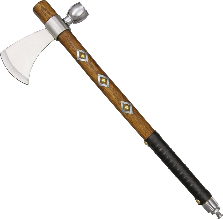 China Made CN210955 Tomahawk Peace Pipe Axe