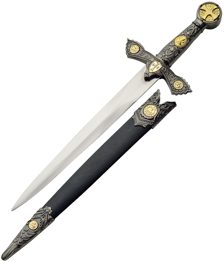 China Made CN211207 Knights Of Templar Dagger