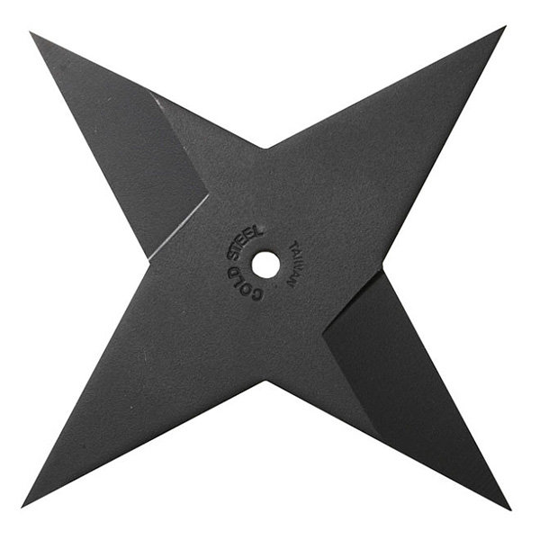 Cold Steel X-CS80SSB Medium Sure Strike Throwing Star