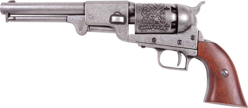Denix DX1055G M1849 Dragoon Revolver