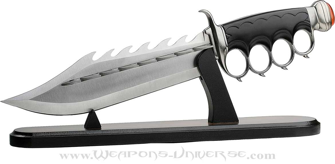 Master Cutlery HK-26106 Deadly Thorn Bowie Trench Knife