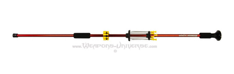 Red Blowgun, .40 Caliber, 36 inches
