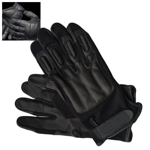 SAP Gloves, Black, Double Extra Large
