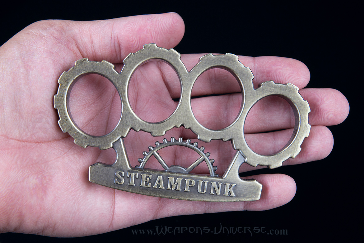 Steampunk Brass Knuckle