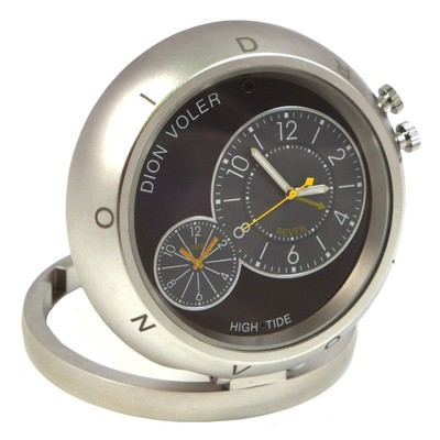 Travel Clock Spy Camera