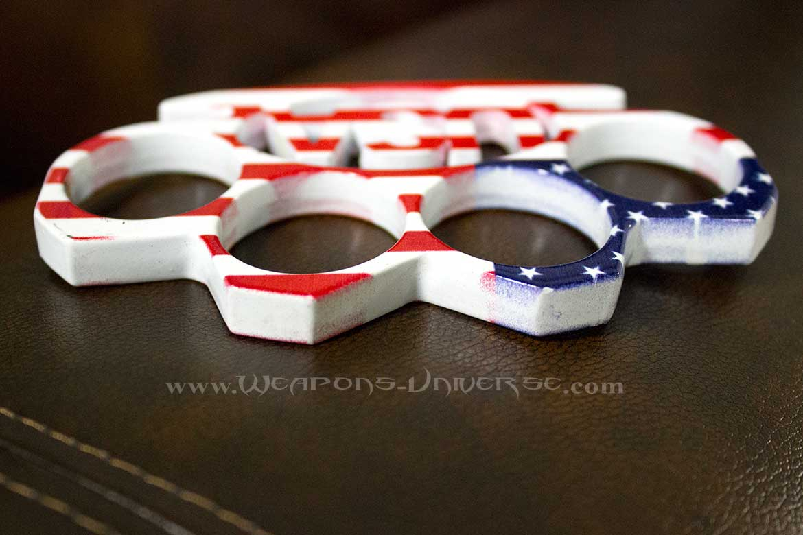 USA American Flag Knuckles