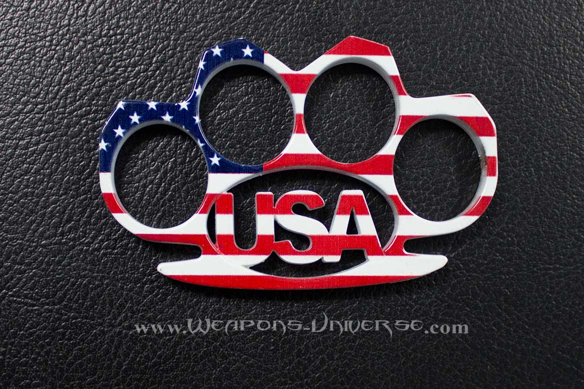 USA Brass Knuckles