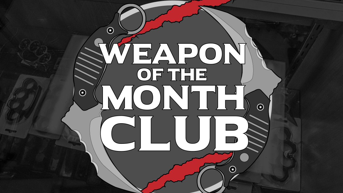 Weapons of the Month Club From Weapons Universe