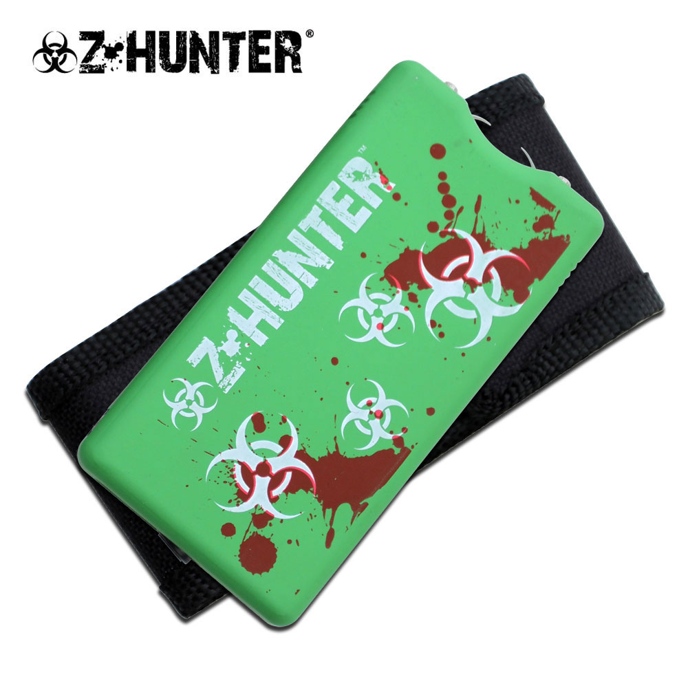 Z Hunter ZB-141 Stun Gun 3.5m Volt Rechargeable