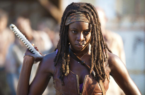 Michonne Sword