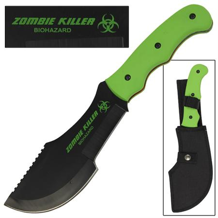 The Hunted Biohazard Undead Killer Tracker T-3 Knife TR0238Z